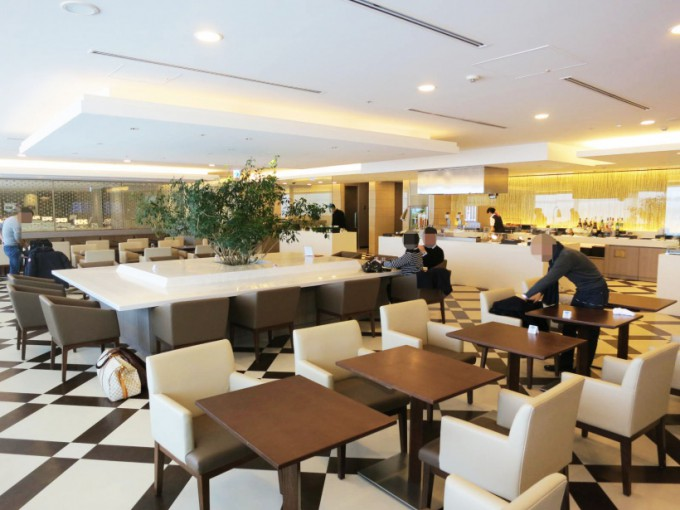 JAL_First Lounge_118