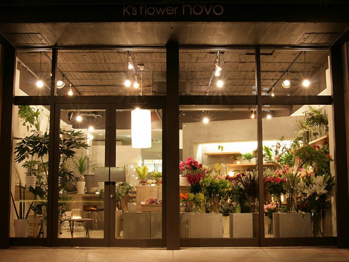 K's flower novo_shop01