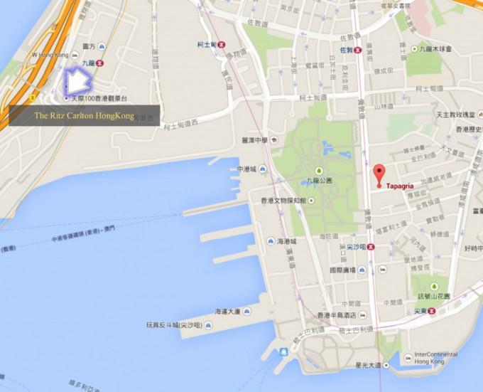 Tapagria_map