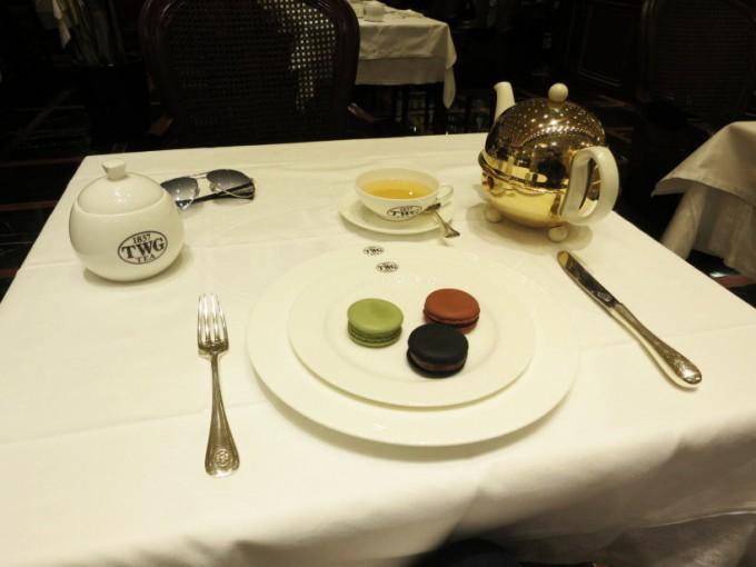 TWG tea in Taipei101_028
