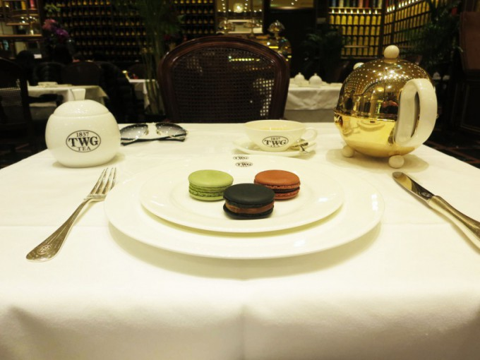 TWG tea in Taipei101_030